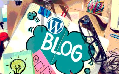 Crea tu primer blog en WordPress